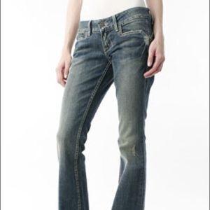 William Rast Regular rise Straight leg Savoy Jean